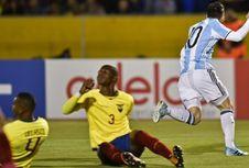 Berakhirnya Kesialan Messi dengan Sepatu Baru...