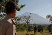 Wisatawan Diminta Tak Lakukan Aktivitas di Sekitar Gunung Agung