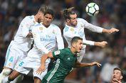 Rapor Buruk Real Madrid di Bernabeu, 7 Poin Hilang dari 57 Tembakan