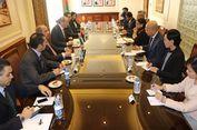 Pertemuan Bilateral Indonesia-Jordania Inginkan Pengentasan Kemiskinan