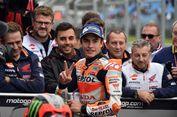 MotoGP Australia, Marquez 'Pole Position' dan Dovizioso Urutan Ke-11