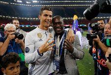 Ronaldo: Saya Pencetak Gol Terbanyak Liga Champions