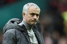Mourinho: Man United Mendominasi, tetapi Laga Berjalan Sulit