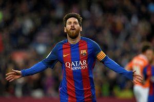 Hasil Liga Spanyol, Dua Gol Messi Mantapkan Barcelona di Puncak Klasemen