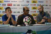 Persib Vs Bali United, Emral Abus Bicara soal Sepak Bola dan Peringkat