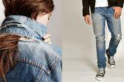 Celana Jeans Sobek-sobek Bukan Tren, tetapi...