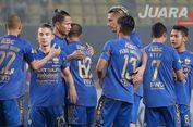 Hasil Liga 1, Laga Persib Vs Bali United Berakhir Sama Kuat