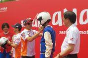 Pesan Marquez dan Pedrosa saat Kampanye Keselamatan Berkendara