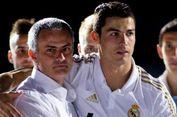 Mourinho Sebut Ronaldo Akan Dikenang Sepanjang Masa