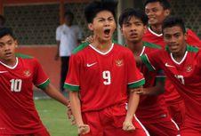 Utak-atik Peluang Timnas U-16 Lolos ke Putaran Final Piala Asia U-16