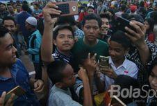 Harapan Sriwijaya FC kepada Adam Alis