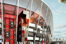 Stadion untuk Piala Dunia 2022 Bisa Bongkar-Pasang