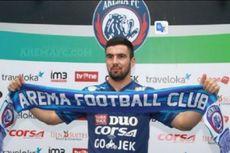 Demi Negara, Pemain Baru Arema FC Ini Tinggalkan Malang