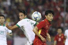 Gagal Taklukkan 10 Pemain Indonesia, Vietnam Jadi Sorotan di Negara Sendiri