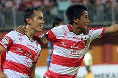 Madura United Perpanjang Kontrak Bayu Gatra