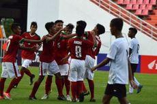 Indonesia Vs Laos, Dua Gol Zico Pastikan Timnas U-16 Juara Grup G