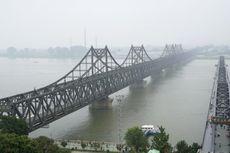 Jembatan Penghubung China dan Korea Utara Ditutup Sementara