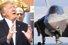 Trump Kembali Pamer Jet Tempur
