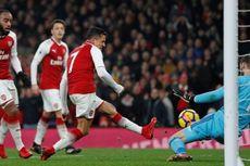 Tepis 14 Tembakan Arsenal, De Gea Masuk Rekor Penyelamatan Terbanyak