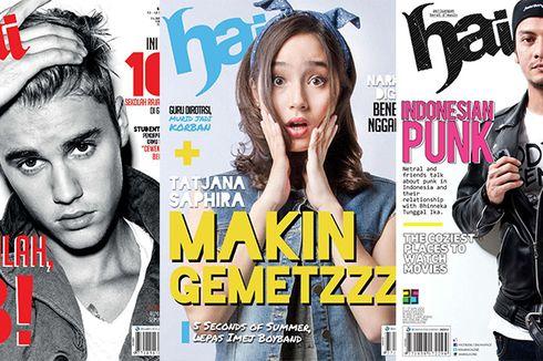 Juni 2017, Majalah