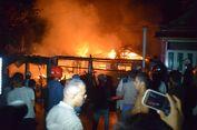 Toko Sembako Ludes Terbakar, Satu Pegawai Tewas Terpanggang