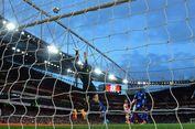 Hasil Liga Inggris, Arsenal Menang Berkat Gol Bunuh Diri