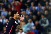 Luis Suarez Tidak Terlalu Terobsesi Cetak Gol