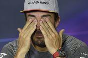 McLaren Sedang Berupaya Perpanjang Kontrak Alonso hingga 2018