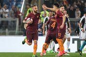Hasil Liga Italia, Juventus Tumbang di Markas AS Roma