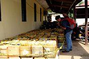 Polres Baubau Gagalkan Penyeludupan 6 Ton BBM ke Wakatobi