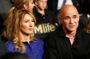 Agassi Didesak Sang Istri untuk Tangani Djokovic
