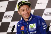 Kondisi Rossi Membaik Pasca Kecelakaan