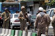Balas Serangan Teroris di Teheran, Iran Tembakkan Rudal ke Suriah