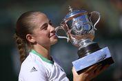 Fakta Seputar Juara Baru Roland Garros, Ostapenko