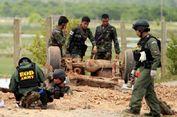 Enam Tentara Tewas oleh Ledakan Bom di Thailand