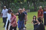 Saat Obama Kaget di Candi Borobudur...