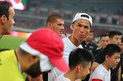 Ronaldo Sebut Suhu Udara di China Sangat Panas karena Dirinya