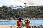 Kebakaran di Kawasan Wisata Perancis, 10.000 Orang Dievakuasi