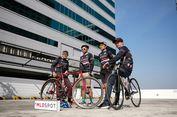 Tim Indonesia Berlaga pada Kejuaraan Dunia Kurir Sepeda di Kanada