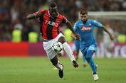 Hasil Lengkap Play-off Liga Champions, Napoli Singkirkan Balotelli dkk