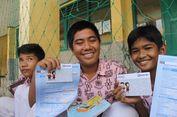 Lucunya Kelakar Siswa Penerima Kartu Indonesia Pintar