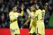 Trio 'MaCaN' Bawa PSG Bikin Sejarah