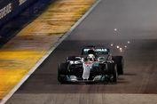 Lewis Hamilton Start Terdepan di GP Amerika Serikat