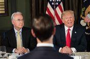 Menkes AS Mundur setelah Trump Berang dengan Skandal Pesawat Jet Carteran