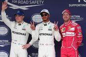 Klasemen Sementara Formula 1, Lewis Hamilton Kian Tinggalkan Vettel
