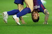 Misteri Pil Biru di Balik Kaos Kaki Messi