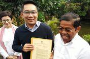 Idrus Marham Perlihatkan SK Dukungan Golkar ke Ridwan Kamil