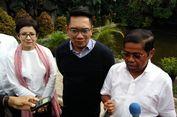 Ridwan Kamil Minta Nurul Arifin Cari Pasangan Dulu