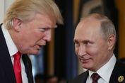 CIA Bantu Rusia Cegah Teror, Putin Ucapkan Terima Kasih ke Trump
