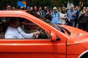 Jajal Mobil Listrik Buatan Itenas, Ridwan Kamil Ungkap Kelebihannya